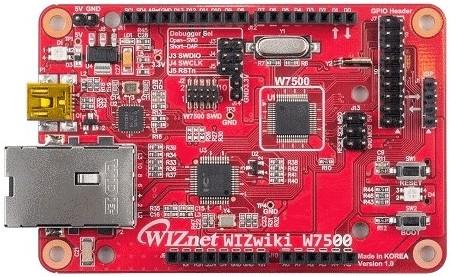WIZwiki-W7500